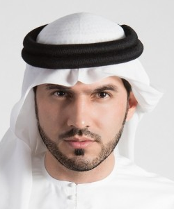 Ahmed Headshot - Acting Modeling